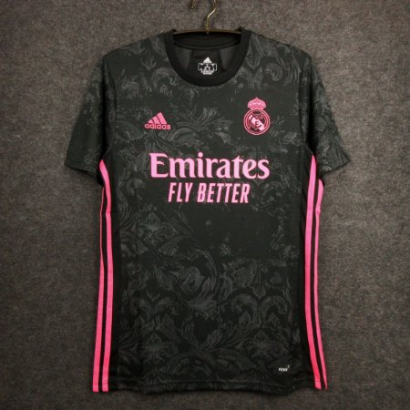 Camisa Real Madrid 2020-21 (Third-Uniforme 3)