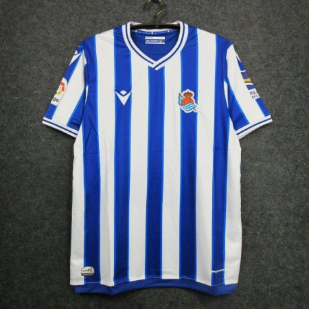 Camisa Real Sociedad 2020-21 (Home-Uniforme 1)