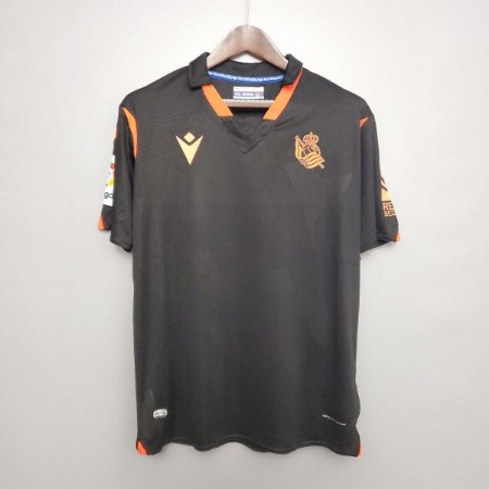 Camisa Real Sociedad 2020-21 (Away-Uniforme 2)