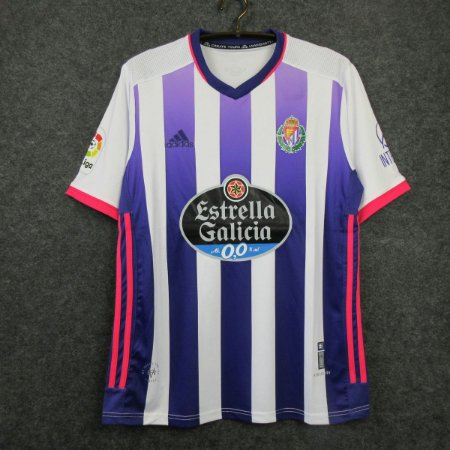 Camisa Real Valladolid 2020-21 (Home-Uniforme 1)