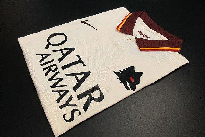 Camisa Roma 2020-21 (Away-Uniforme 2) - Modelo Jogador