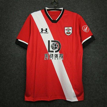 Camisa Southampton 2020-21 (Home-Uniforme 1)