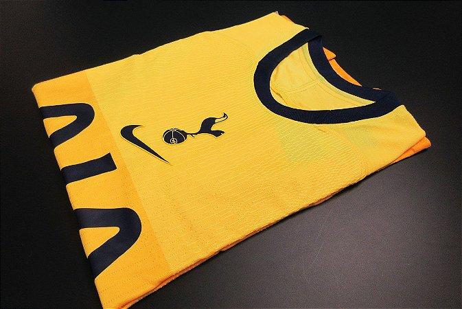Camisa Tottenham Hotspur 2020 21 Third Uniforme 3 Modelo Jogador Acervo Das Camisas