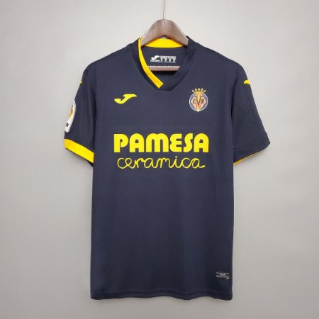Camisa Villarreal 2020-21 (Away-Uniforme 2)