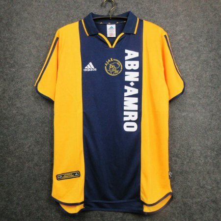 Camisa Ajax 2000-2001 (Away-Uniforme 2)
