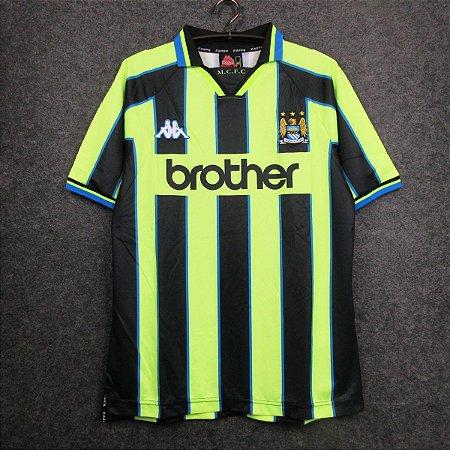 Camisa Manchester City 1998-1999 (Third-Uniforme 3)