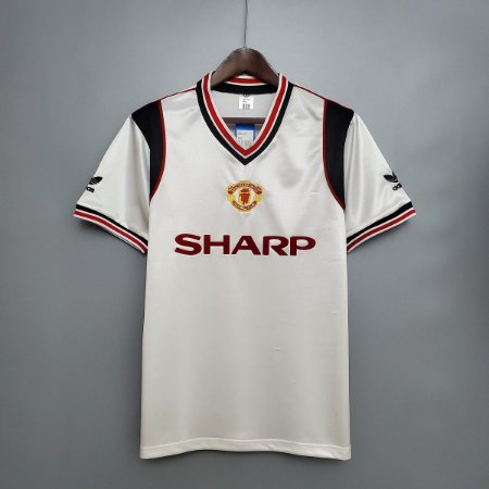 Camisa Manchester United 1984-1986 (Away-Uniforme 2)
