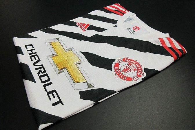 Camisa Manchester United 2020-21 (Third-Uniforme 3) - Modelo Jogador