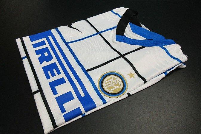 Camisa Internazionale 2020-21 (Away-Uniforme 2) - Modelo Jogador