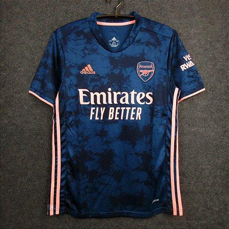 Camisa Arsenal 2020-21 (Third-Uniforme 3)
