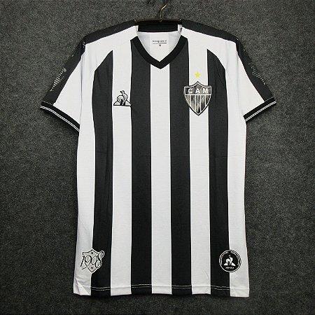 Camisa Atlético-MG 2020-21 (Home-Uniforme 1) - Modelo Torcedor