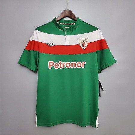 Camisa Athletic Bilbao 2011-2012 (Away-Uniforme 2)