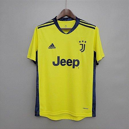 Camisa Juventus 2020-21 (goleiro)