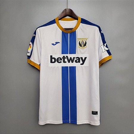 Camisa Leganés 2020-21 (Home-Uniforme 1)