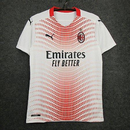 Camisa Milan 2020-21 (Away-Uniforme 2)