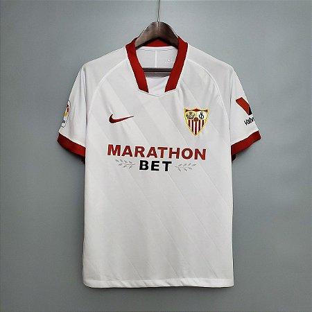Camisa Sevilla 2020-21 (Home-Uniforme 1)