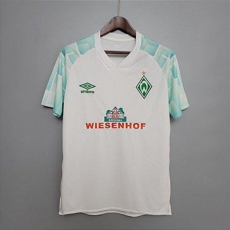 Camisa Werder Bremen 2020-21 (Away-Uniforme 2)
