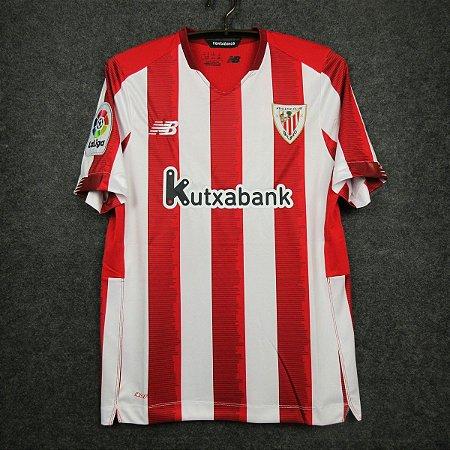 Camisa Athletic Bilbao 2020-21 (Home-Uniforme 1)