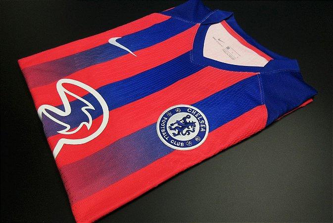 Camisa Chelsea 2020-21 (Third-Uniforme 3) - Modelo Jogador