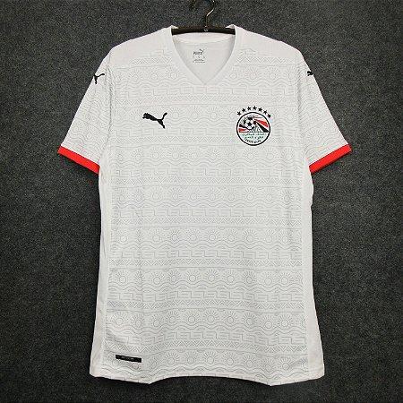 Camisa Egito 2020-21 (Away-Uniforme 2)