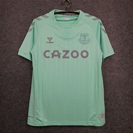 Camisa Everton 2020-21 (Third-Uniforme 3)