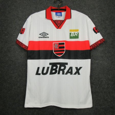 Camisa Flamengo 1996 (Uniforme 2)