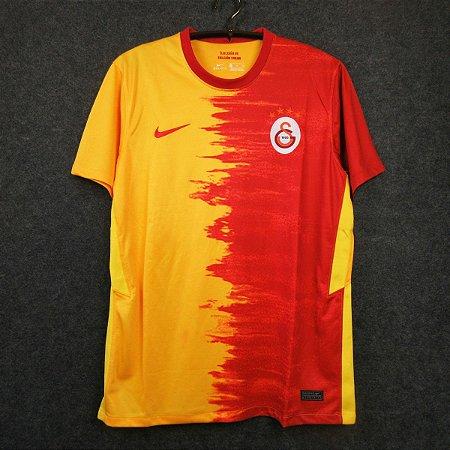 Camisa Galatasaray 2020-21 (Home-Uniforme 1)