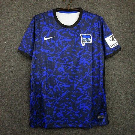 Camisa Hertha Berlin 2020-21 (Away-Uniforme 2)