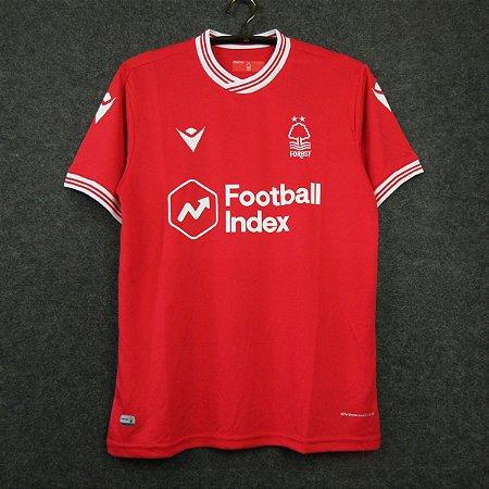 Camisa Nottingham Forest 2020-21 (Home-Uniforme 1)