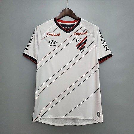 Camisa Atlético-PR 2020-21 (Away-Uniforme 2)