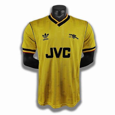 Camisa Arsenal 1986-1988 (Away-Uniforme 2)