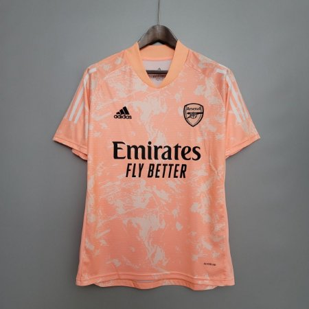 Camisa Arsenal (treino-pré-jogo 2) 2020-21