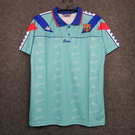 Camisa Barcelona 1992-95 (Away-Uniforme 2)