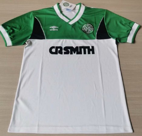 Camisa Celtic 1985-86 (Away-Uniforme 2)
