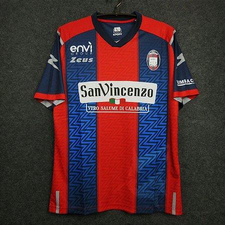 Camisa Crotone 2020-21 (Home-Uniforme 1)