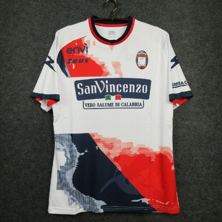 Camisa Crotone 2020-21 (Away-Uniforme 2)