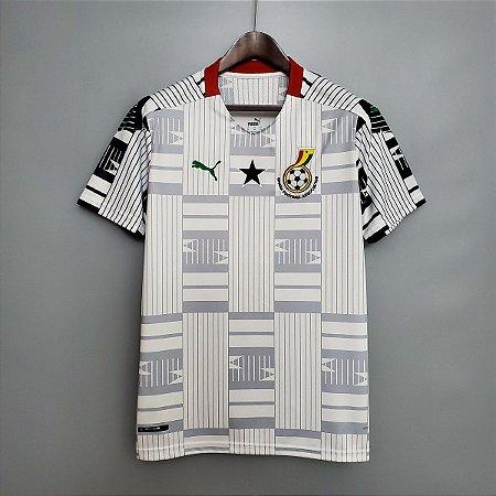 Camisa Gana 2020-21 (Home-Uniforme 1)