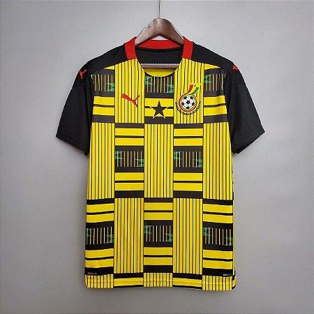 Camisa Gana 2020-21 (Away-Uniforme 2)
