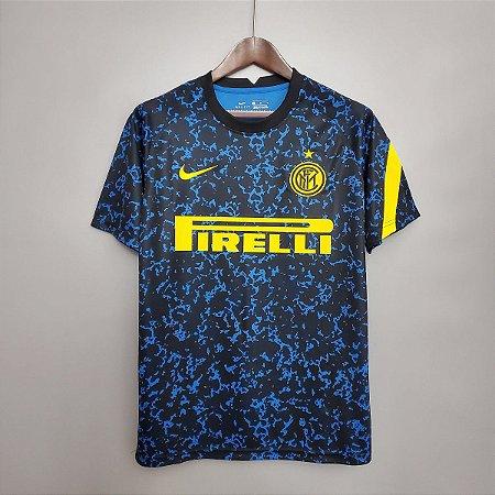 Camisa Internazionale (treino- 1) 2020-21