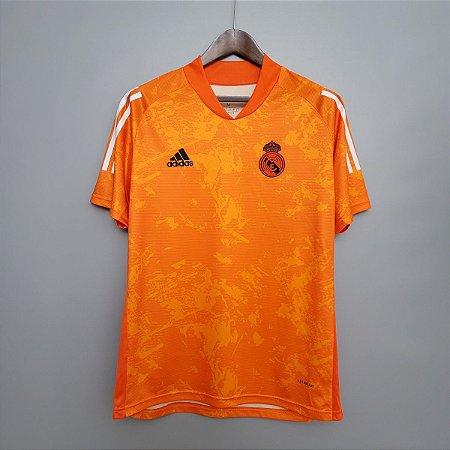 Camisa Real Madrid  2020-21 - treino