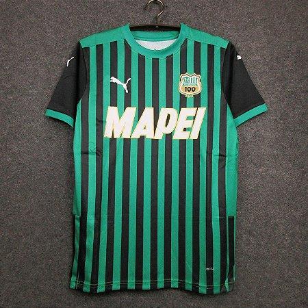 Camisa Sassuolo 2020-21 (Home-Uniforme 1)