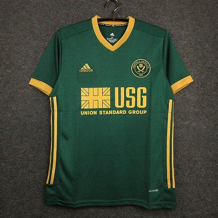 Camisa Sheffield United 2020-21 (Third-Uniforme 3)