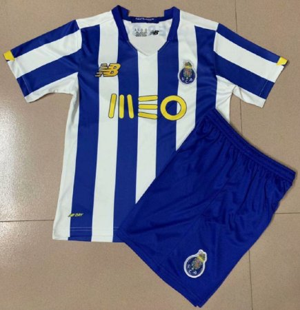 Conjunto Infantil (Camisa + Shorts) Porto 2020-2021 (Home-Uniforme 1)