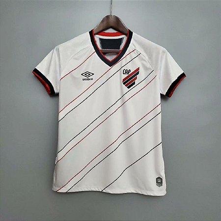 Camisa Atlético-PR 2020-21  (Away-Uniforme 2)  - Feminina