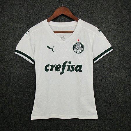 Camisa Palmeiras 2020-21  (Away-Uniforme 2)  - Feminina