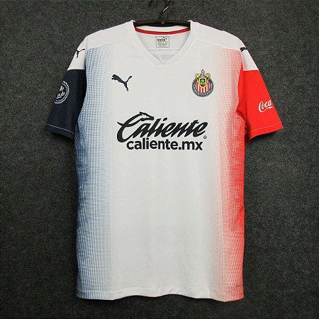 Camisa Chivas 2020-21 (Away-Uniforme 2)