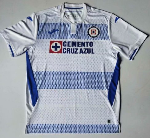 Camisa Cruz Azul 2020-21 (Away-Uniforme 2)