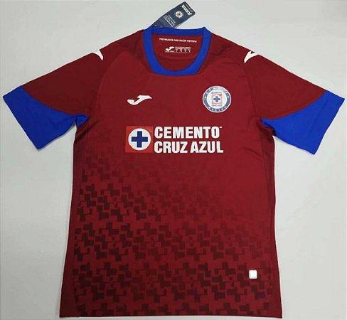 Camisa Cruz Azul 2020-21 (Third-Uniforme 3)