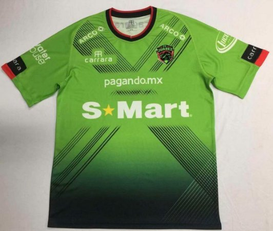 Camisa Juárez 2020-21 (Home-Uniforme 1)