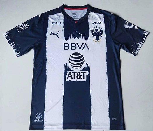 Camisa Monterrey 2020-21 (Home-Uniforme 1)